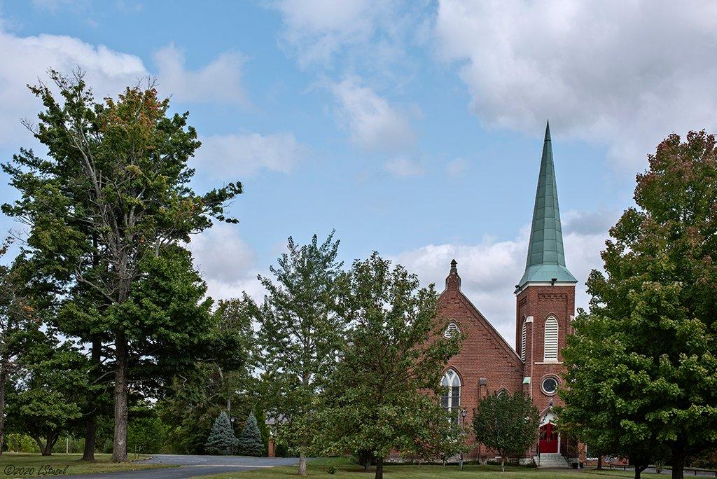 Anchorage Presbyterian Church by lstasel