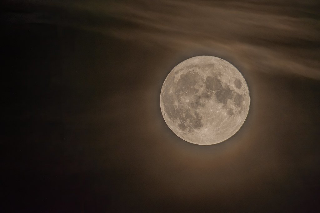 Harvest Moon  by rjb71