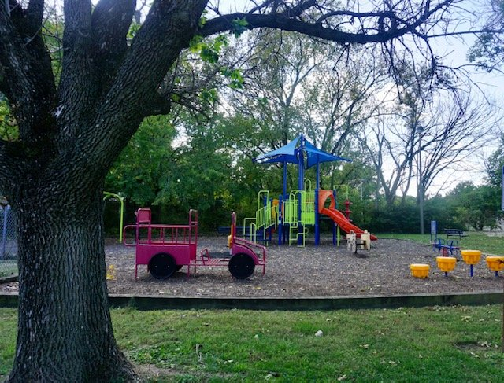 Empty Playground by allie912