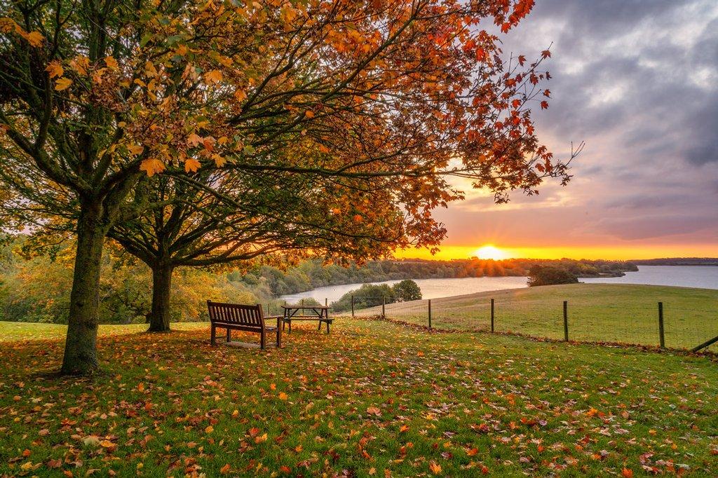 Autumn Sunrise by rjb71
