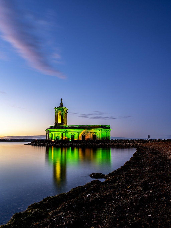 The Green Church by rjb71