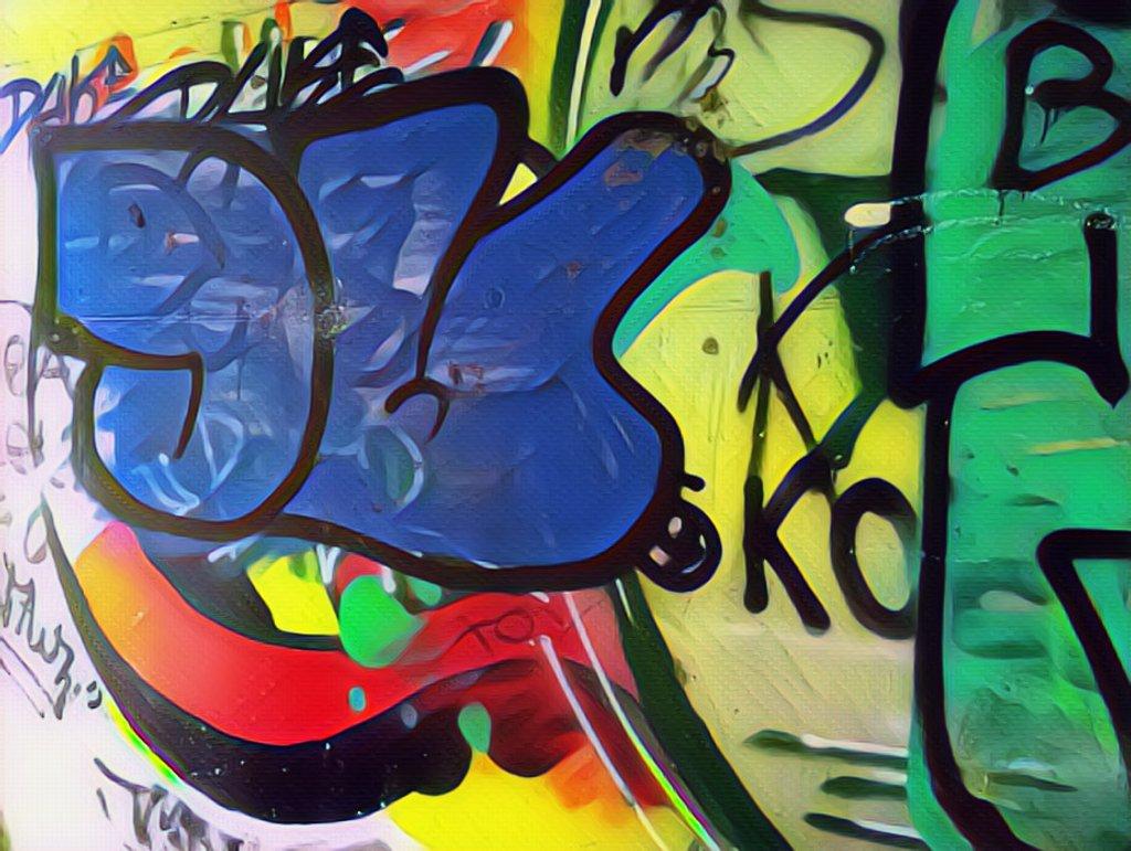 Graffiti  by jacqbb