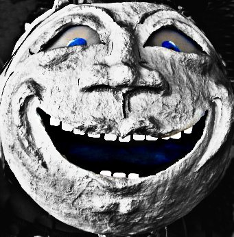 Fright Night Smile by linnypinny
