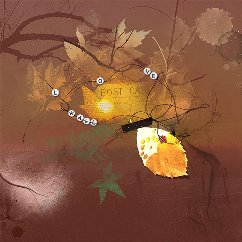Love Fall by joansmor