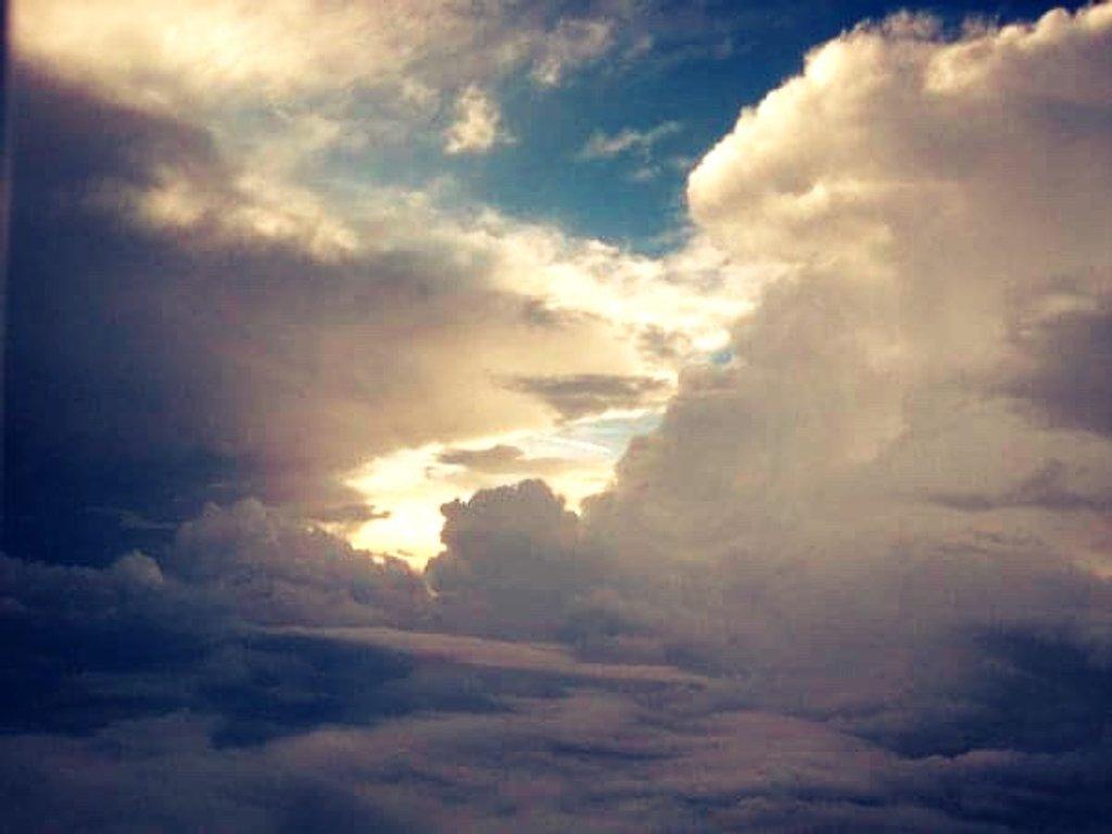 "The ""rat"" in the sky  by louannwarren"