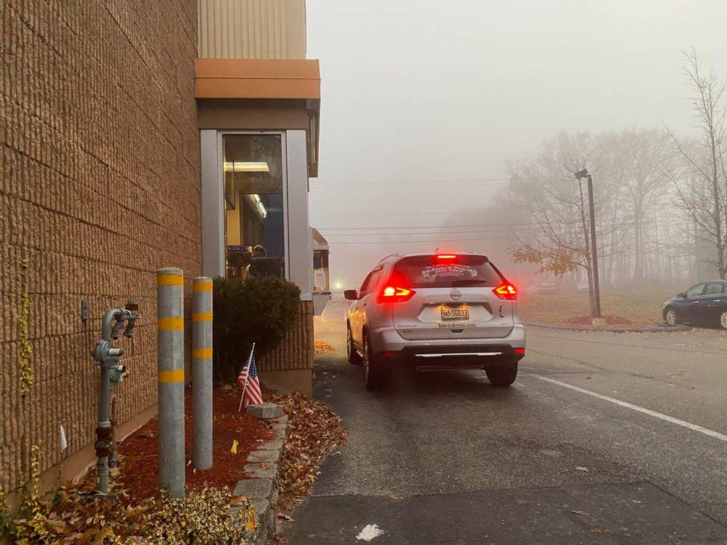 Fog will not deter me! by joansmor