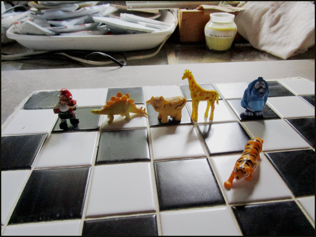 Funny game of chess  by kerenmcsweeney
