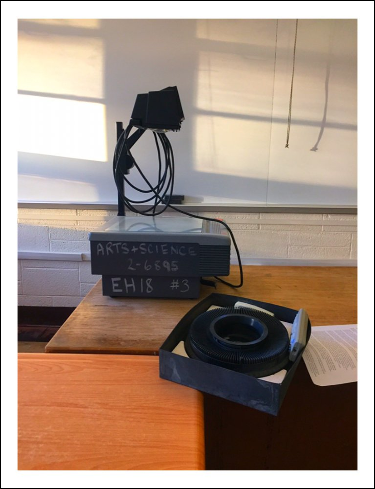 Classroom high tech — once upon a time by mcsiegle