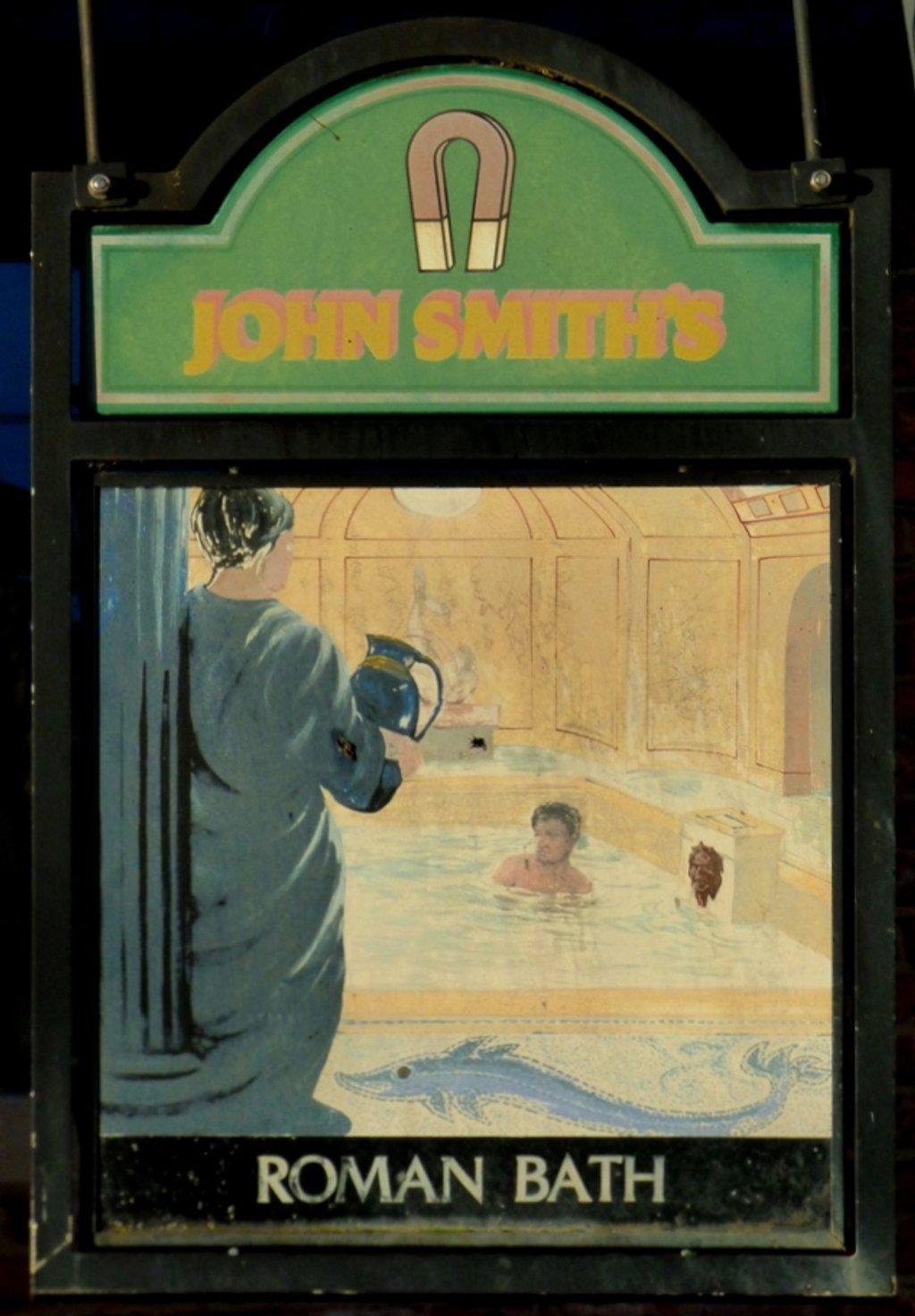 Roman Bath by fishers