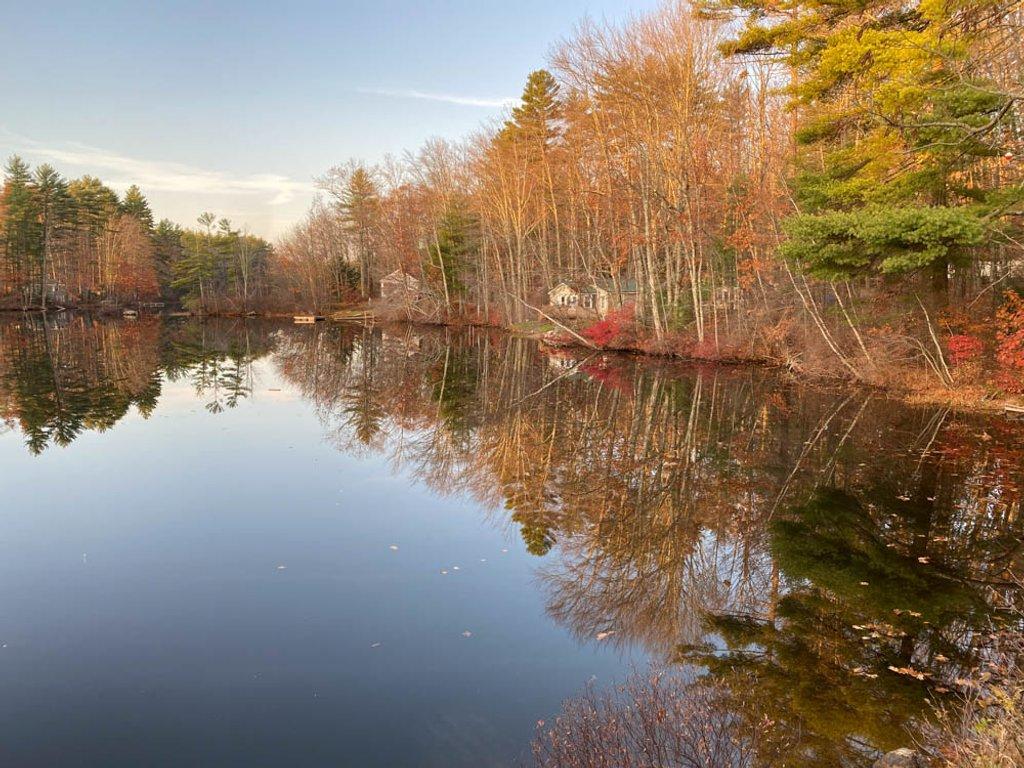 A little cove on Estes lake by joansmor