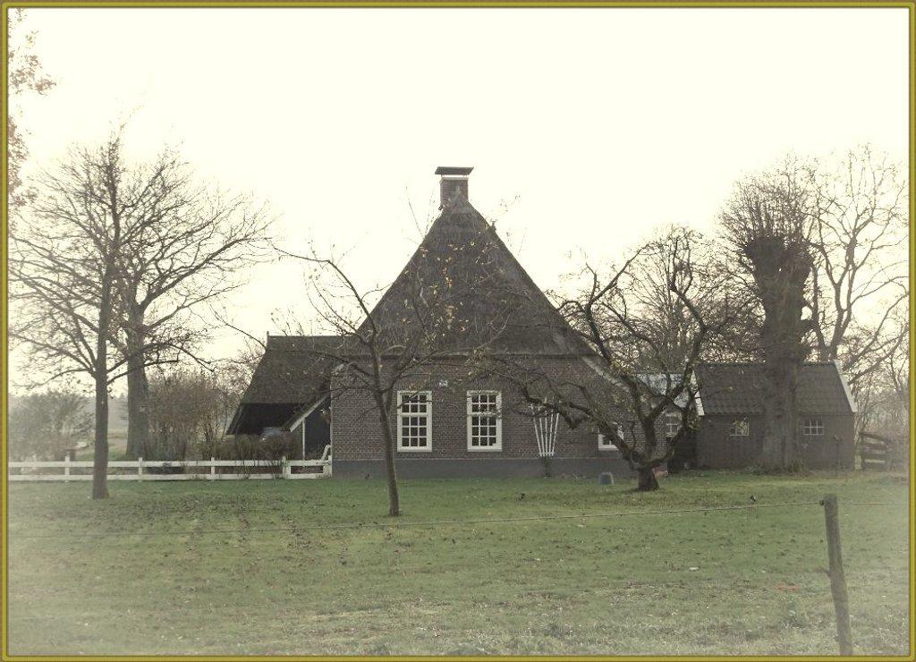 little farm house in the countryside by gijsje