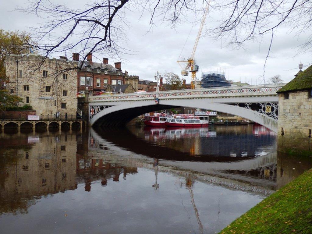 Lendal Bridge, York by fishers