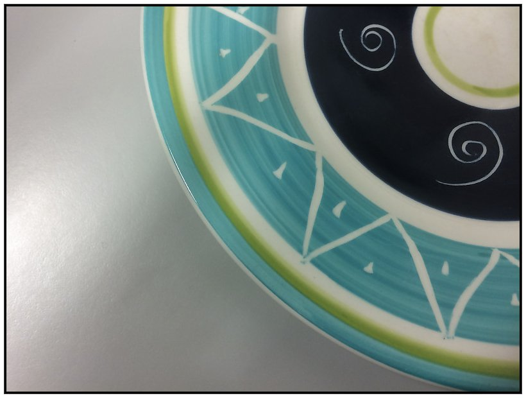 Plate by chikadnz