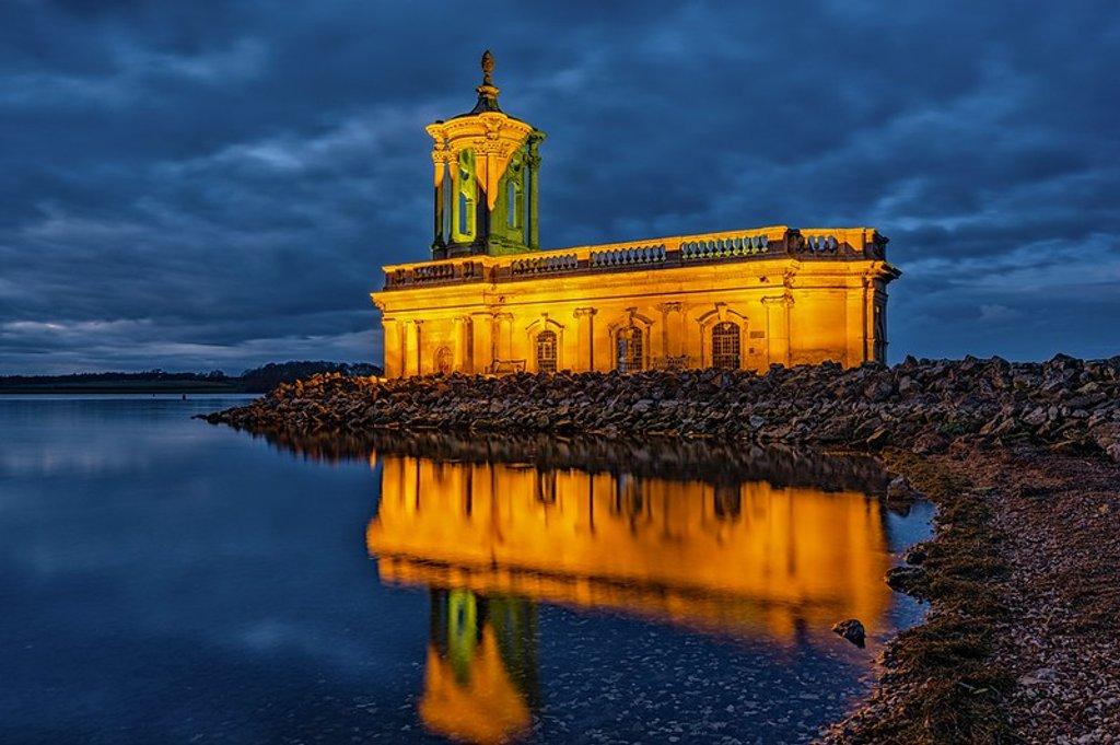 The Yellow Church by rjb71
