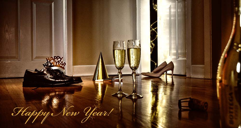 Happy New Year by novab