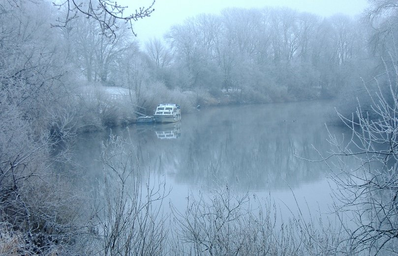 Rawcliffe Landing - December 2005 by fishers
