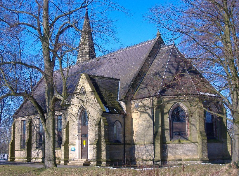 Clifton Hospital Chapel - March 2006 by fishers