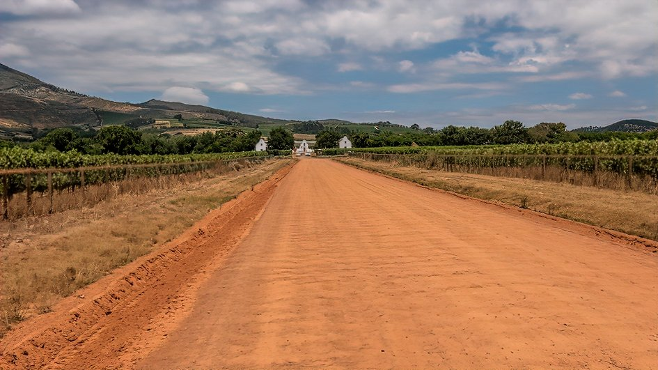 Another typical road by ludwigsdiana