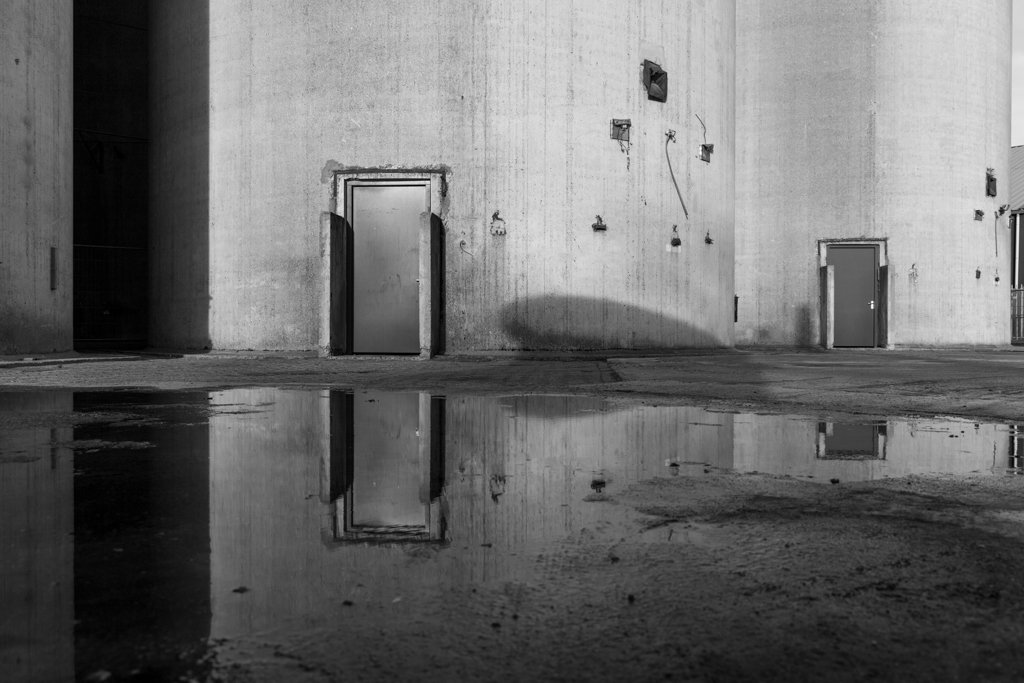 Silo Reflections by leonbuys83