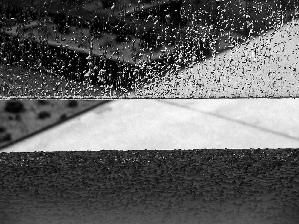 Rain Abstract by granagringa