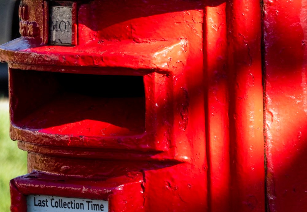 Pillar Box by helenhall