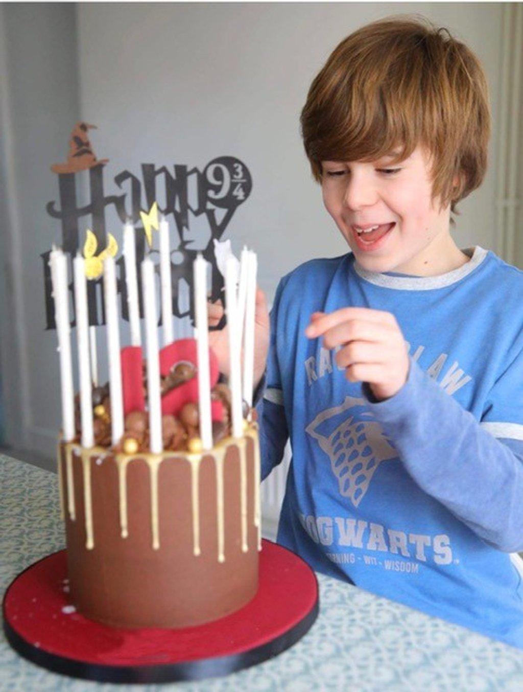 Birthday Boy by g3xbm