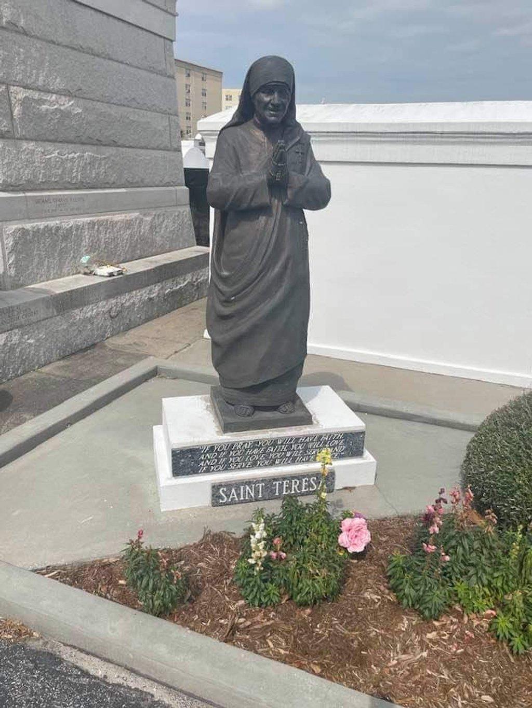 Saint Teresa by hunterjuly