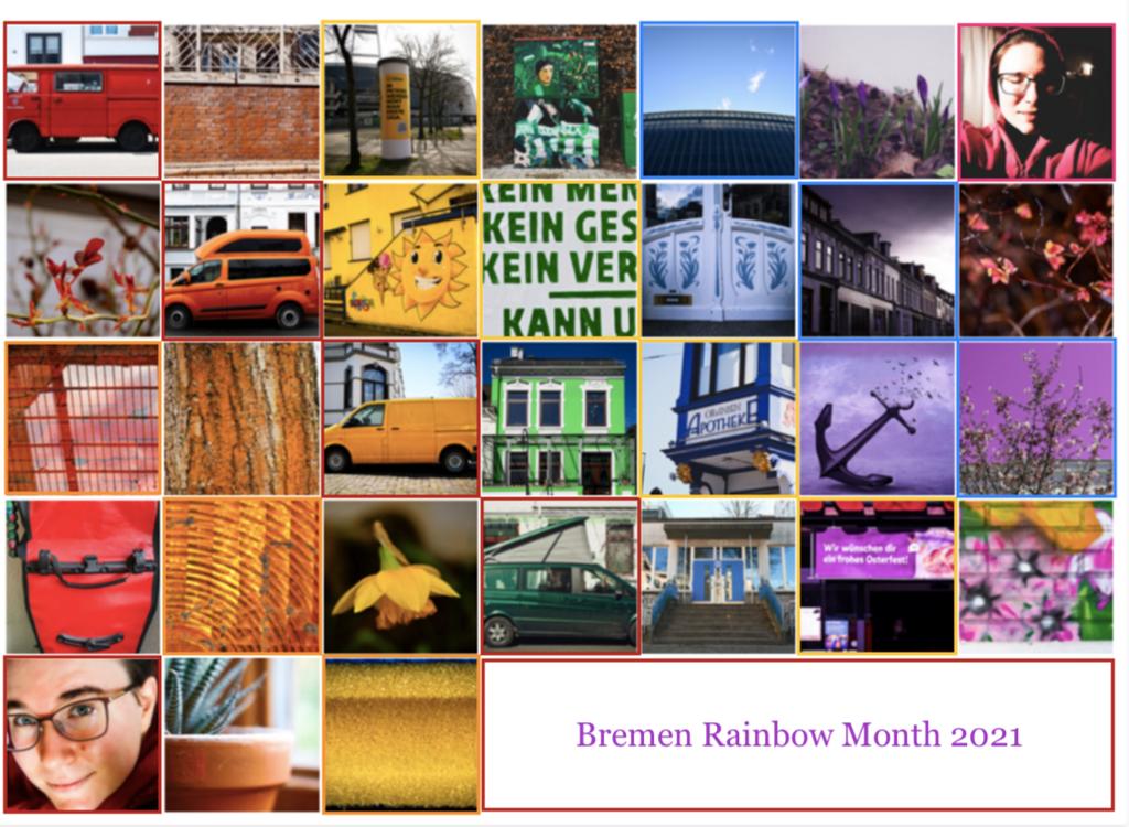 Bremen Rainbow Month by toinette