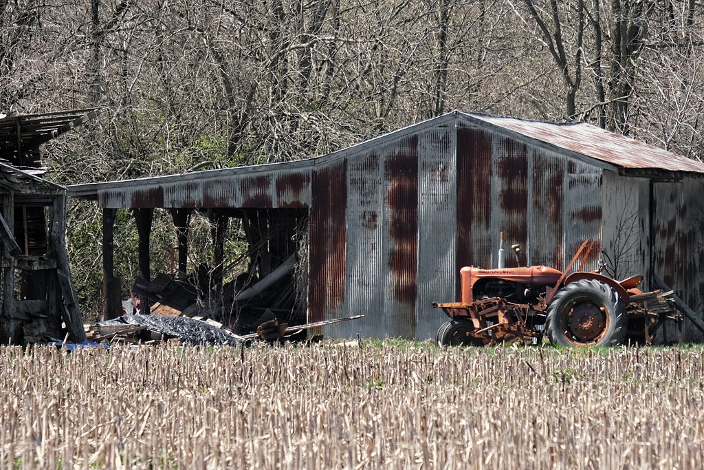 Allis Chalmers by lsquared