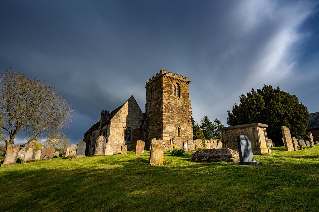 St Peters Church Brooke by rjb71
