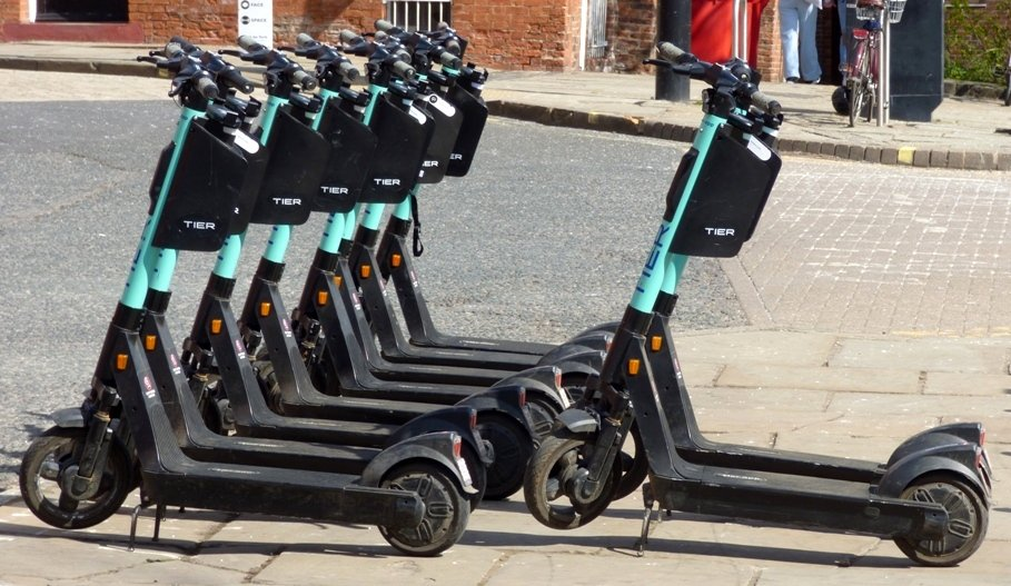 Latest Urban Transport! by fishers