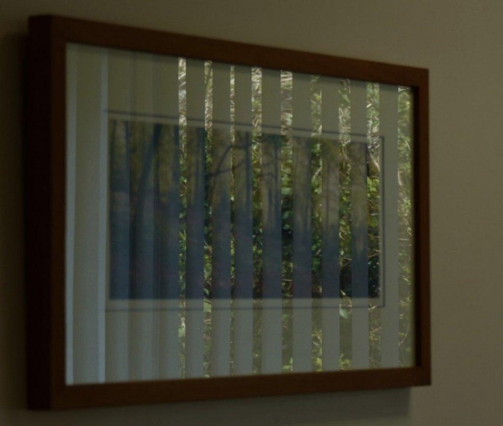 framed reflection by jokristina