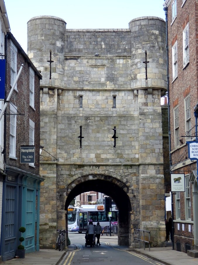 Bootham Bar, York by fishers