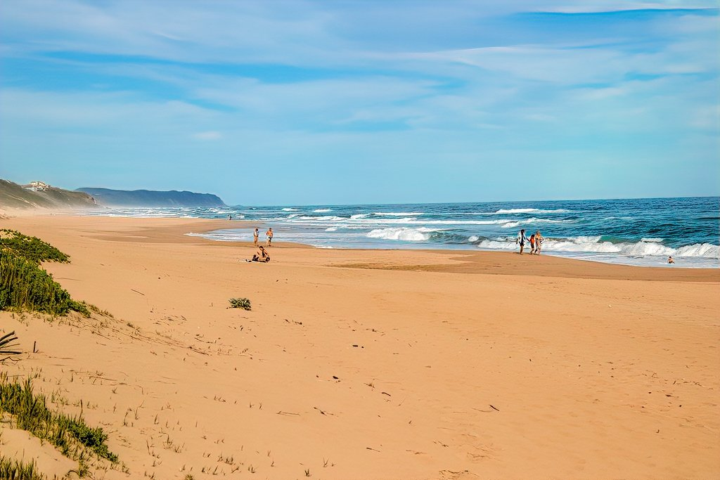The beach by ludwigsdiana