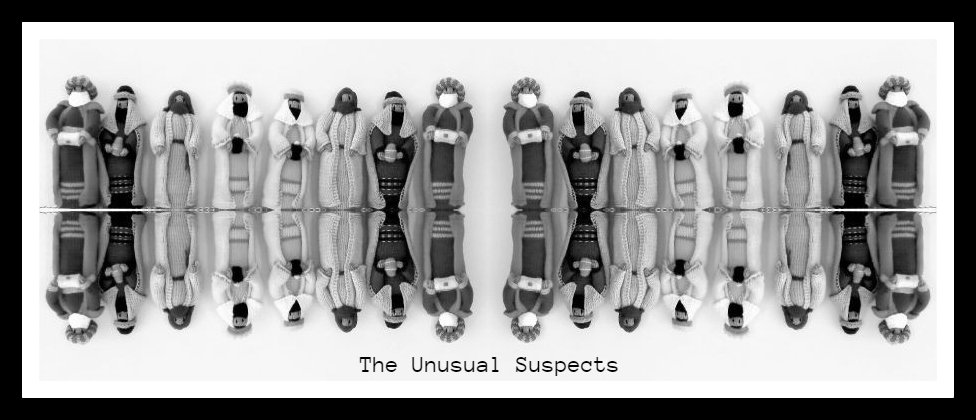 The Unusual Suspects by ajisaac