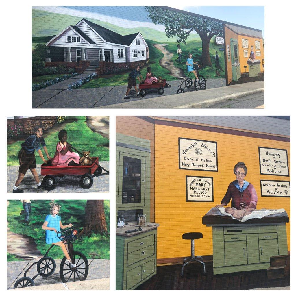 Dr. McCleod Mural by homeschoolmom