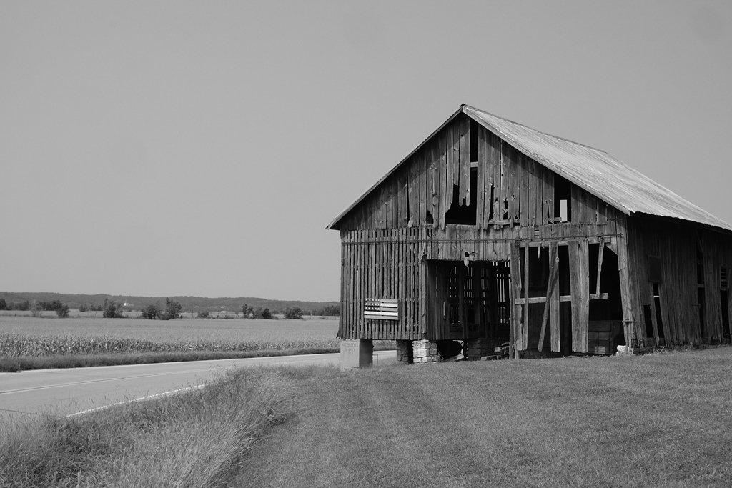 Barn - NF-SOOC by lsquared