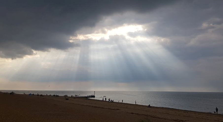 Angel Rays by fishers