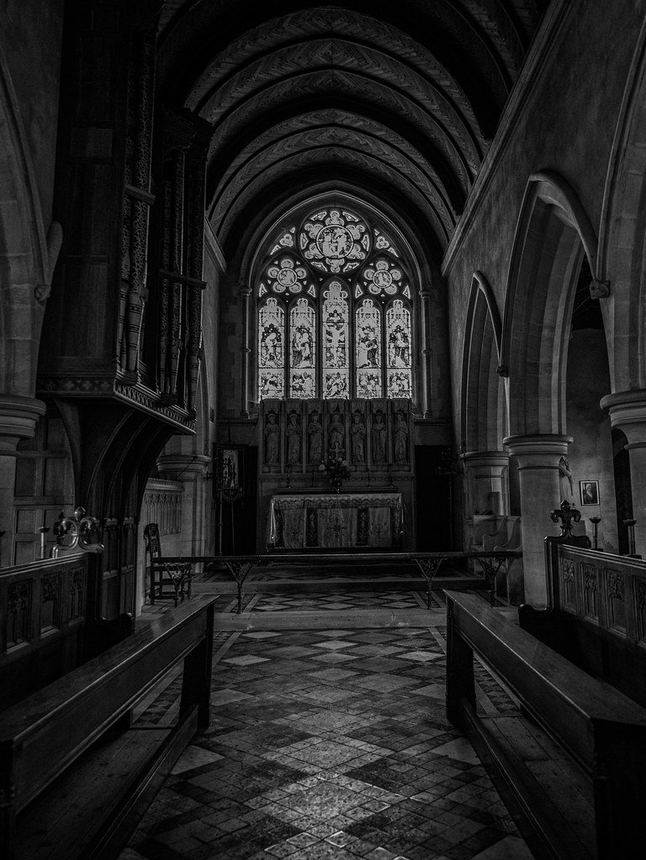 Church Window by rjb71