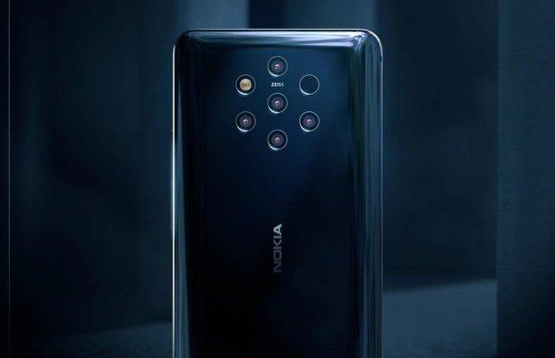 'Nokia 9.3 en Nokia 7.3 lanceren in augustus of september'