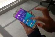 Video: Galaxy S6 Edge overleeft harde droptest