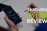 Videoreview: Samsung Galaxy Note 10 Lite is een verwarrend instapmodel