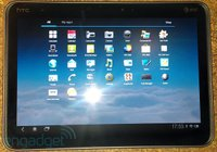 Foto's van Android-tablet HTC Puccini gelekt