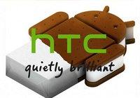 HTC maakt bekend welke smartphones zeker Android 4.0 Ice Cream Sandwich krijgen