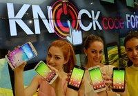 Toptoestellen LG krijgen ontgrendelmethode Knock Code