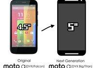 Foto's: Motorola Moto G2 in vol ornaat te zien