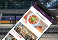Foodsy: eten halen op het treinstation zonder wachtrij