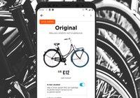 Nooit meer een kapotte fiets met de Swapfiets-app