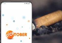 Zo helpt de Stoptober 2019-app je bij het stoppen met roken