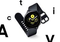 Samsung Galaxy Watch Active, Galaxy Buds en Galaxy Fit dit voorjaar te koop